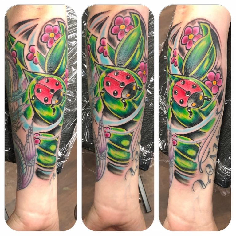 Red Rose Tattoo Gallery front